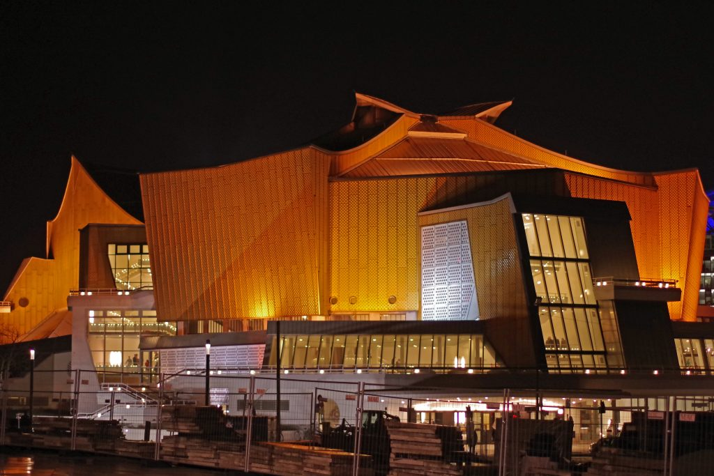Kammermusiksaal der Philharmonie