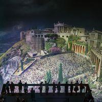 Pergamon-Panorama von Yadegir Asisi (© asisi)
